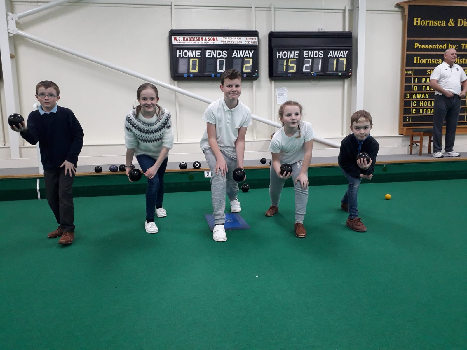 Some of our Junior Players